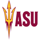 Arizona State logo.
