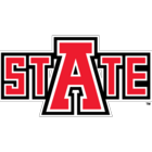 Arkansas State logo.