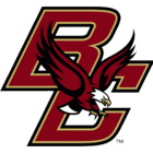 Boston College logo.
