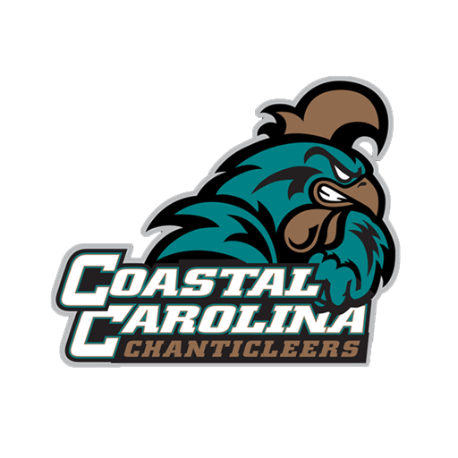 Coastal Carolina logo.