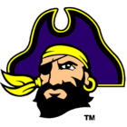 East Carolina logo.